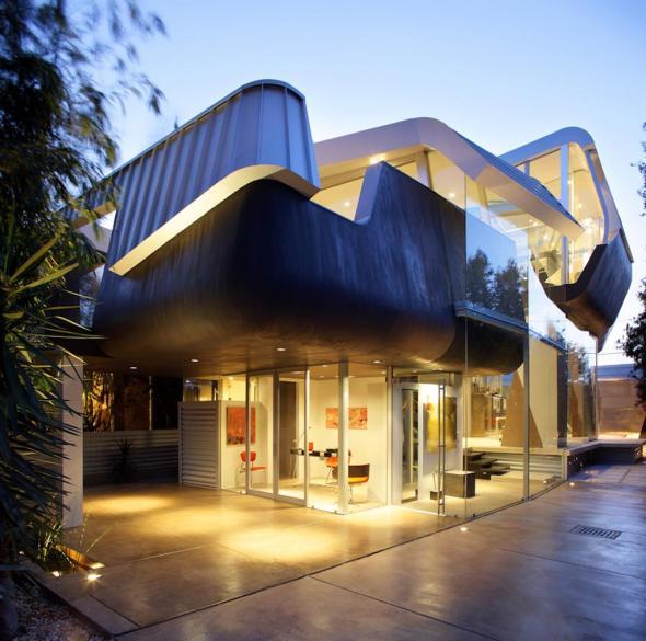Escultura habitable