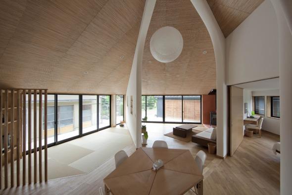La Casa Pentagonal / Kazuya Morita Architecture Studio