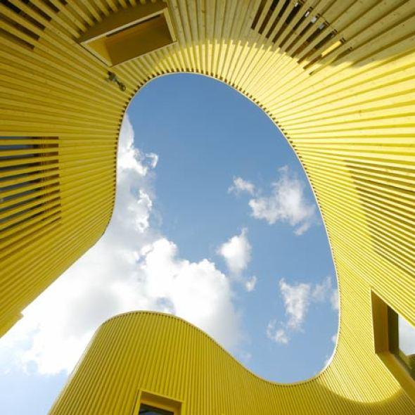 Guardería Tellus por Tham y Videgard  Arkitekter