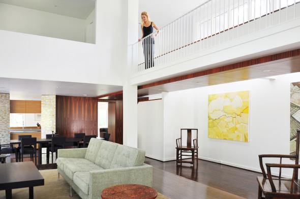 Art House / De Leon and Primmer Architecture Workshop