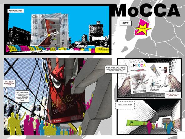 El museo del comic y los dibujos animados