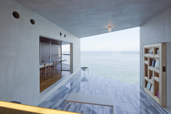 Arquitectura Japonesa, un reto al espacio