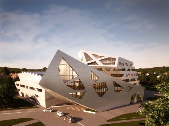 Polémico edificio / Daniel Libeskind