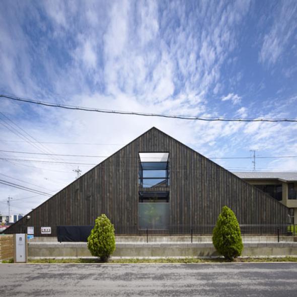 Casa Ogaki / Katsutoshi Sasaki