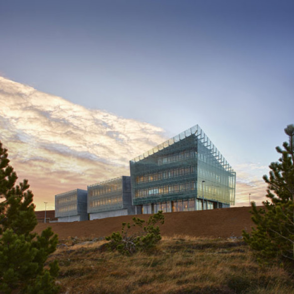 Instituto de historia natural de Islandia / ARKIS