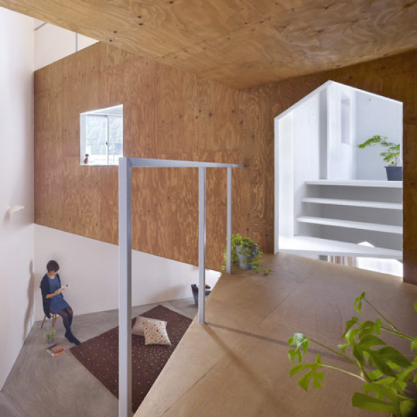 Casa Fukawa / Suppose Desing Office