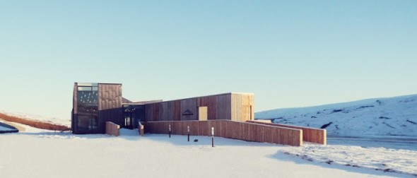 Centro de Visitantes Snæfellsstofa / ARKÍS