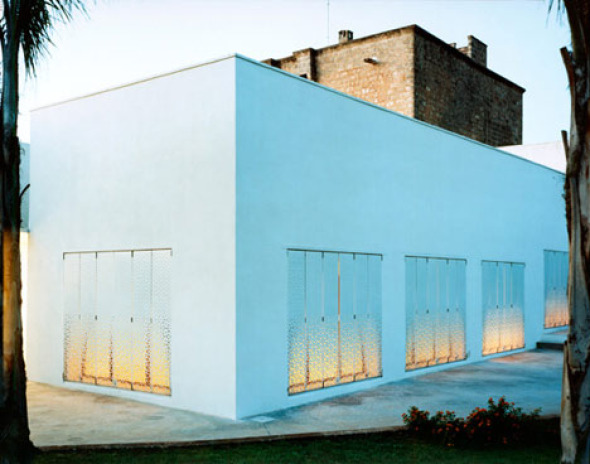 Casa en Puglia / Peter Pichler Arquitectos