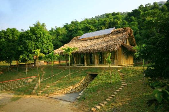 Casa para la comunidad Suoi Re / Hoàng Thúc Hào y Nguyên Duy Thanh