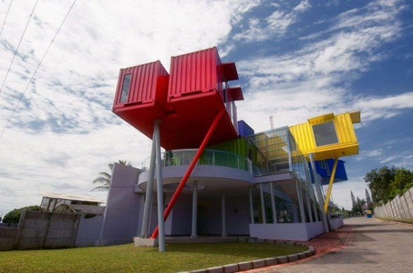 Contertainer / dpavilion Arquitectos