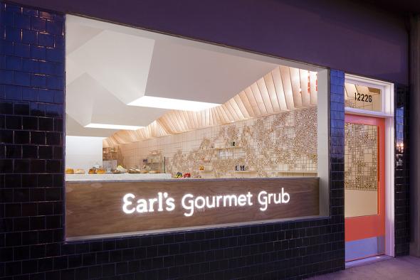 Grub Earl's Gourmet / FreelandBuck