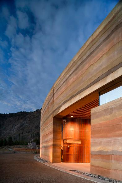 Nk'Mip Centro Cultural del Desierto / Arquitectos HBBH