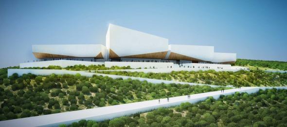 Centro de Calabar Conferencia Internacional / Arquitectos Henning Larsen