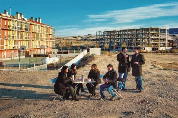 Casas vacías en España