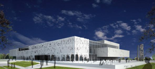 Museo de Historia de Polonia / Zerafa Arquitectura