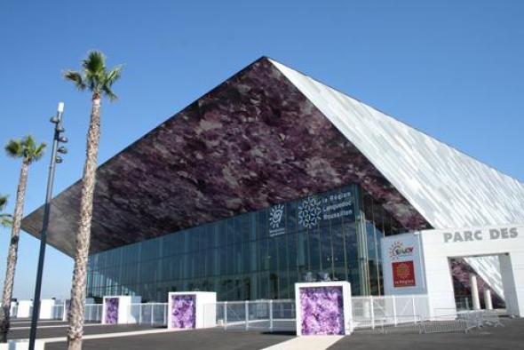 La Arena de La Grande Salle en Montpellier