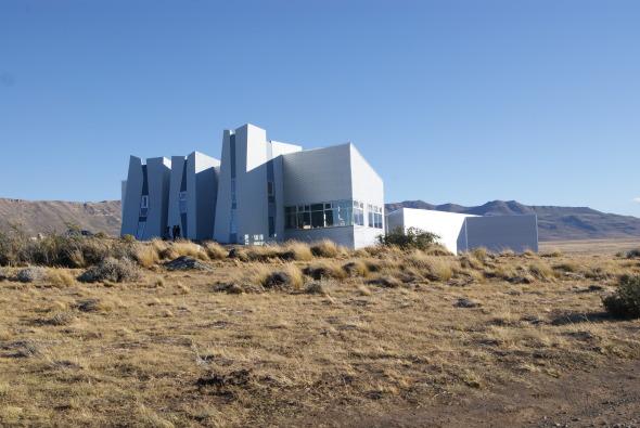 Glaciarium Museo del Hielo Patagónico / Santiago Cordeyro Arquitectos