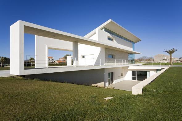Villa t architrend architecture noticias de for Architettura moderna ville