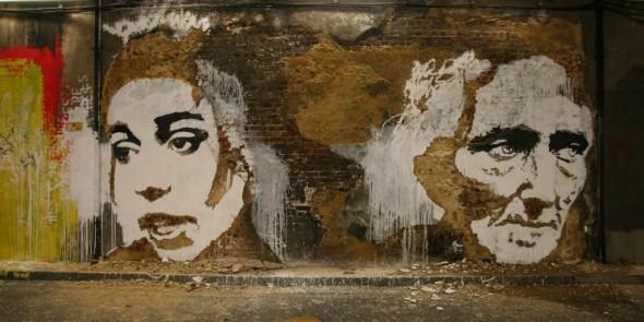 De fachadas decadentes a obras de arte