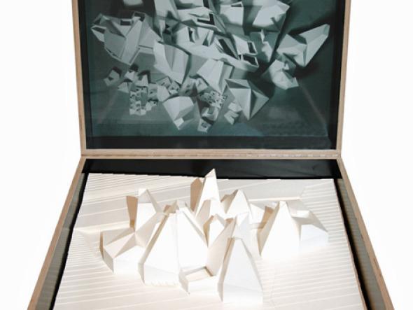 Architectural Maquette, fusión entre arte y arquitectura