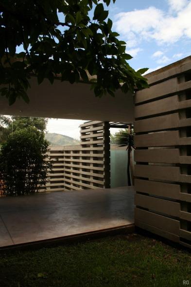 Casa Pentimento, una sola pieza y una sola acción constructiva