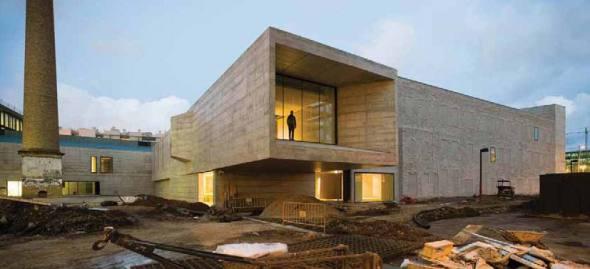 En España llevan la arquitectura a la calle.