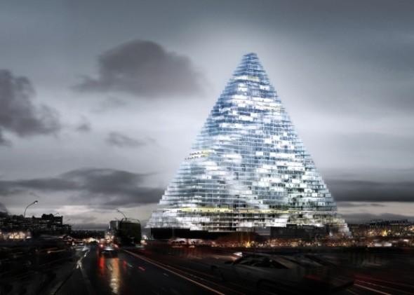 Después de casi tres décadas habrá 2 nuevos edificios de gran altura en París