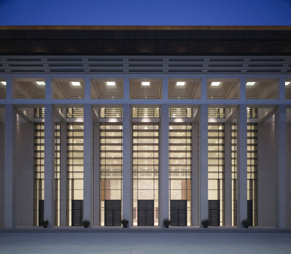 La renovación del Museo Nacional de China