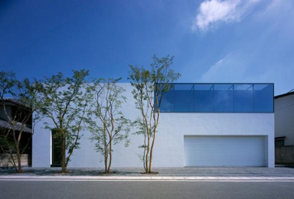 La Casa TH de Baqueratta Arquitectos