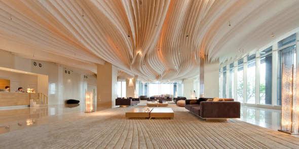Departamento de Arquitectura / Hilton Pattaya