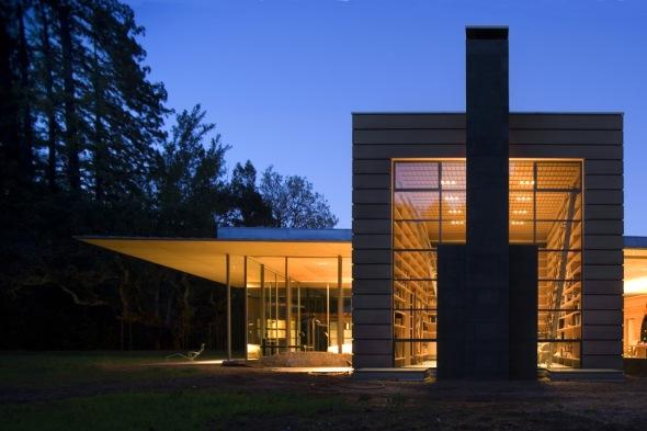 Residencia Creekside / Bohlin Cywinski