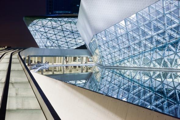 Casa de Opera Guangzhou / Zaha Hadid