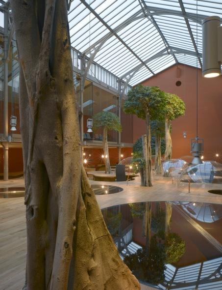 Oficinas de Pons + Huot Pottgiesser / Cristiana Pottgiesser Architecturespossibles