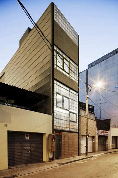 Casa en Barcelona / LAB Ferrolán