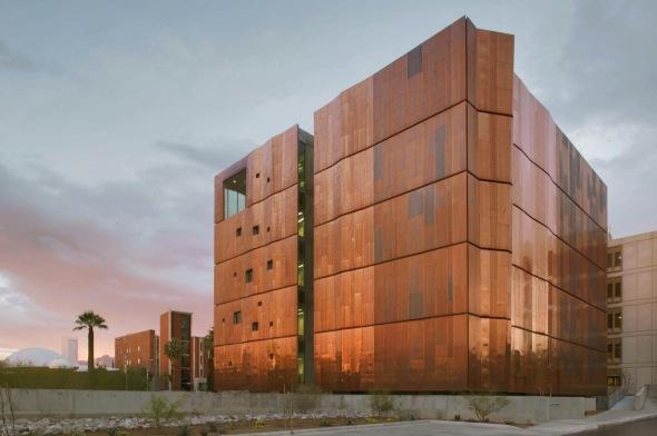 Edificio de Ciencias Meinel Optical / Richard Bauer