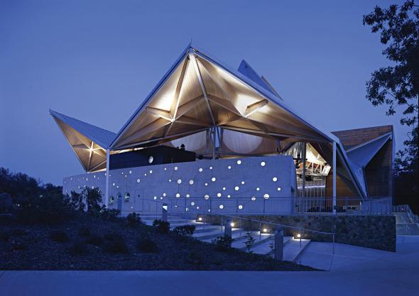 Bengt Sjostrom Teatro Starlight / Studio Gang Arquitectos