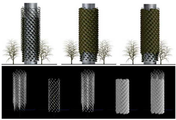 Dennis Dollens y la Arquitectura bio-mimética