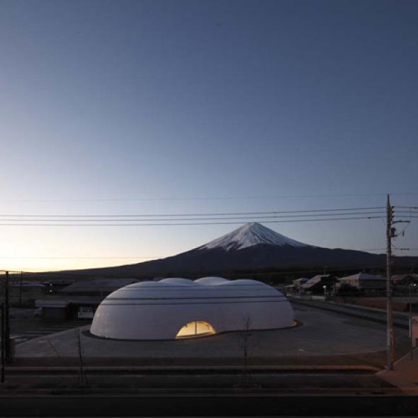Oto Fudo / Takeshi Hosaka arquitectos