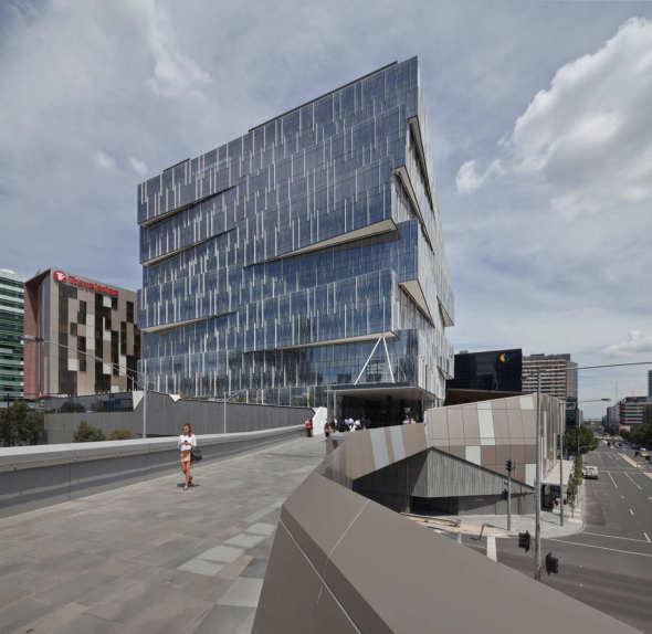 Calle Seven17 Bourke / Metier3 Arquitectos