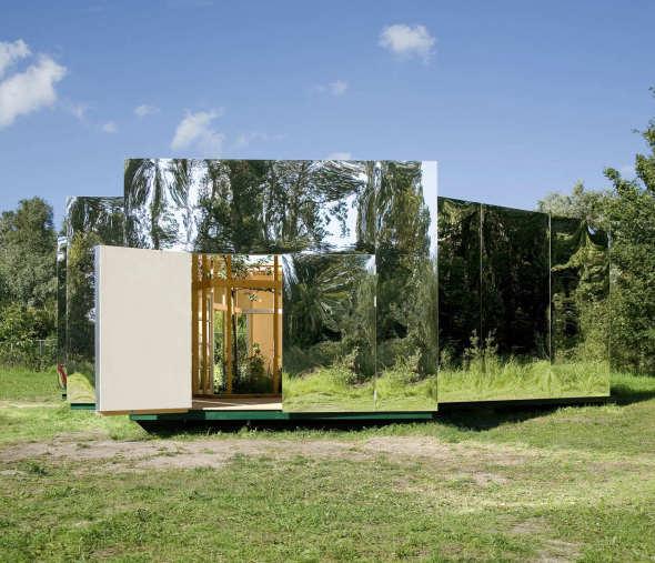 Pabellón de un Artista / DHL Arquitectura
