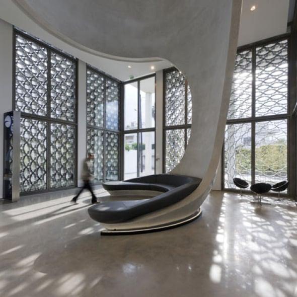 Edifcio BMCE / Norman Foster