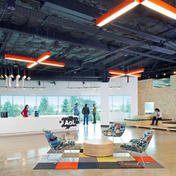 Oficinas de AOL / Studio A O