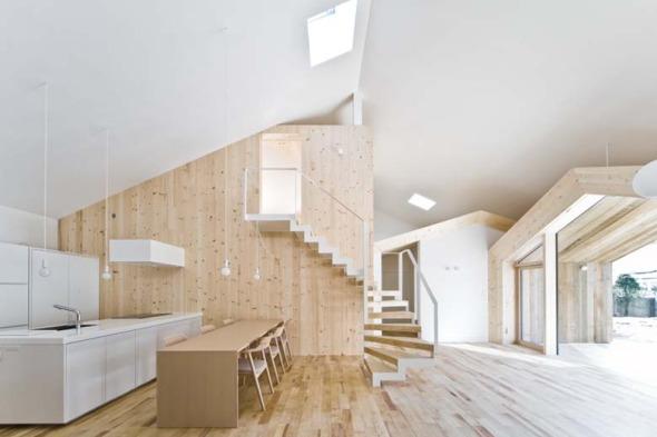 Casa k yoshichika takagi noticias de arquitectura buscador de arquitectura - Case giapponesi moderne ...
