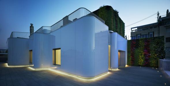 Rehabilitación del Ático Clavel Arquitectos
