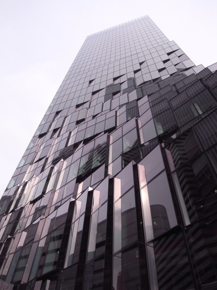 Torre Fukoku / Dominique Perrault