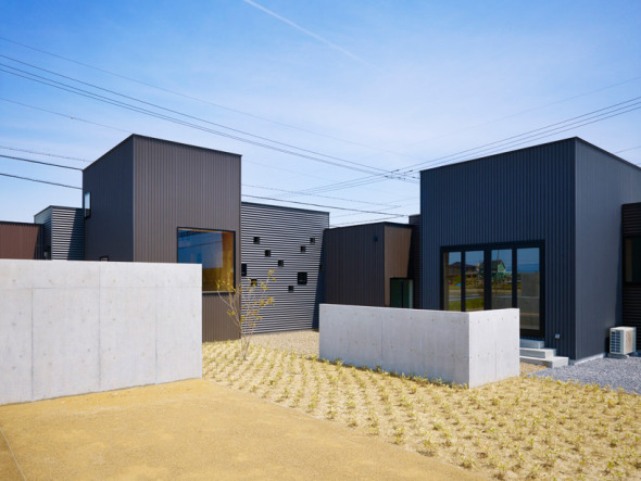 Ama House Katsutoshi Sasaki Noticias De Arquitectura