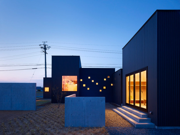 AMA House / Katsutoshi Sasaki