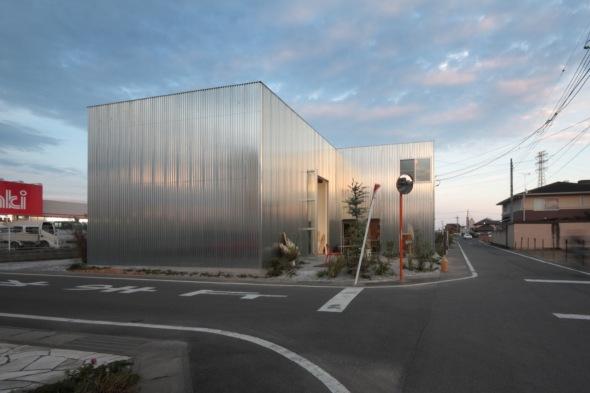Casa-Cafetería Airy / Ikimono Architects