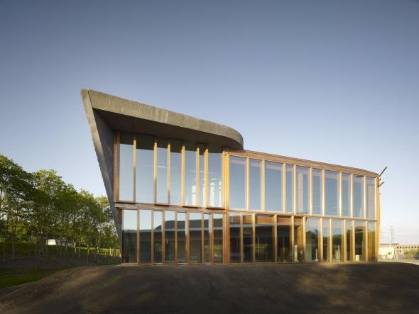 Oficinas Centrales Rijkswaterstaat / 24H Arquitectura