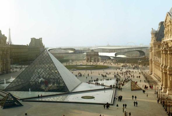 La ampliación del Louvre que mira al futuro